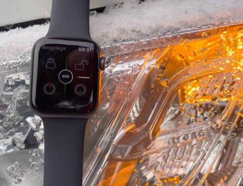 Thitronik Vernetzungsmodul für Apple Smartwatch