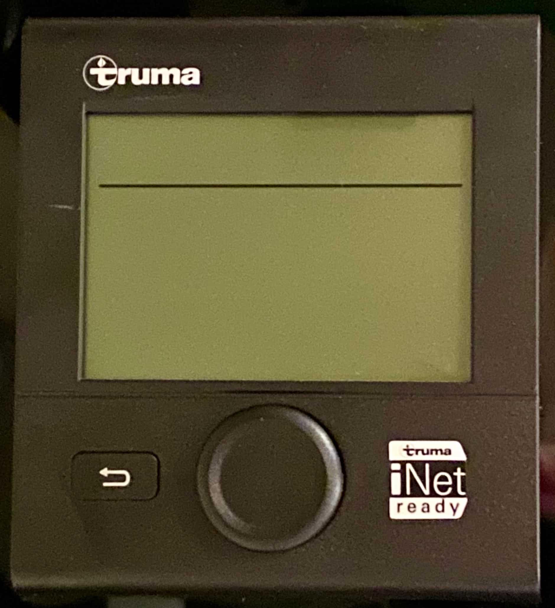 Truma-CP-Plus-Bedienpanel-ausgeschaltet