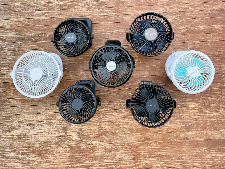 USB-Akku-Ventilator-im-Wohnmobil-Wohnwagen-CAVN-Qhui-Mini-AngLink-Mini-AngLink-Mini-Alternative-OPOLAR-REENUO-Mini-YiWeel-von-oben-1