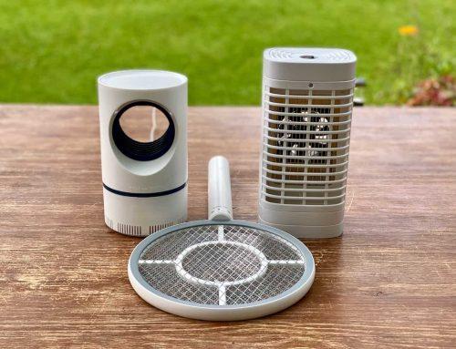 Mückenfrei mit UV Mückenlampe im Wohnmobil und Wohnwagen