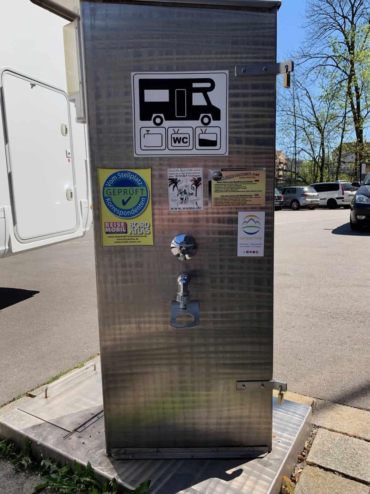 Wasserquelle_Wasserentnahmestelle_Stellplatz