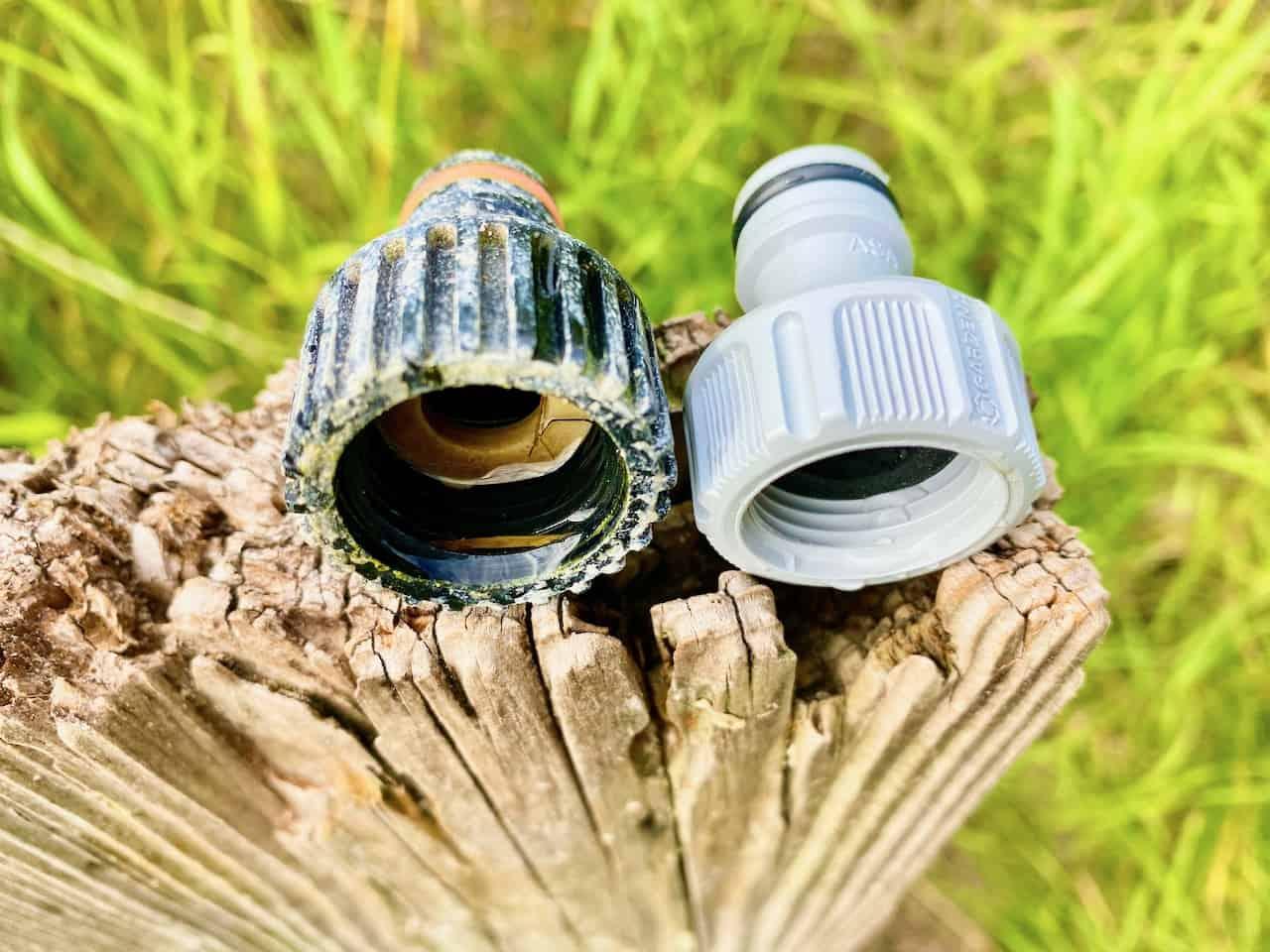 Wasserversorgung-dreckige-Wasser-Anschlüsse-und-Adapter2