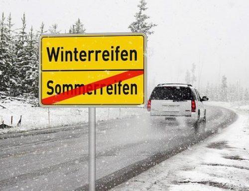 Wissen über Sommer- und Winterreifen für Wohnwagen und Wohnmobile