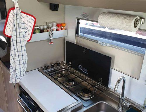 Küche und Kochen – Möglichkeiten im Camper