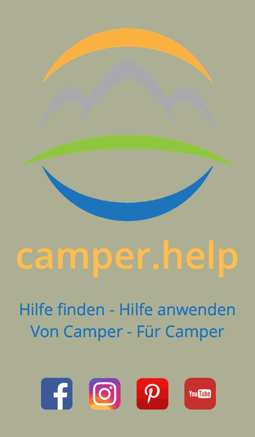 camper_help_color_logo_full_transparent_Aufkleber_70x120mm