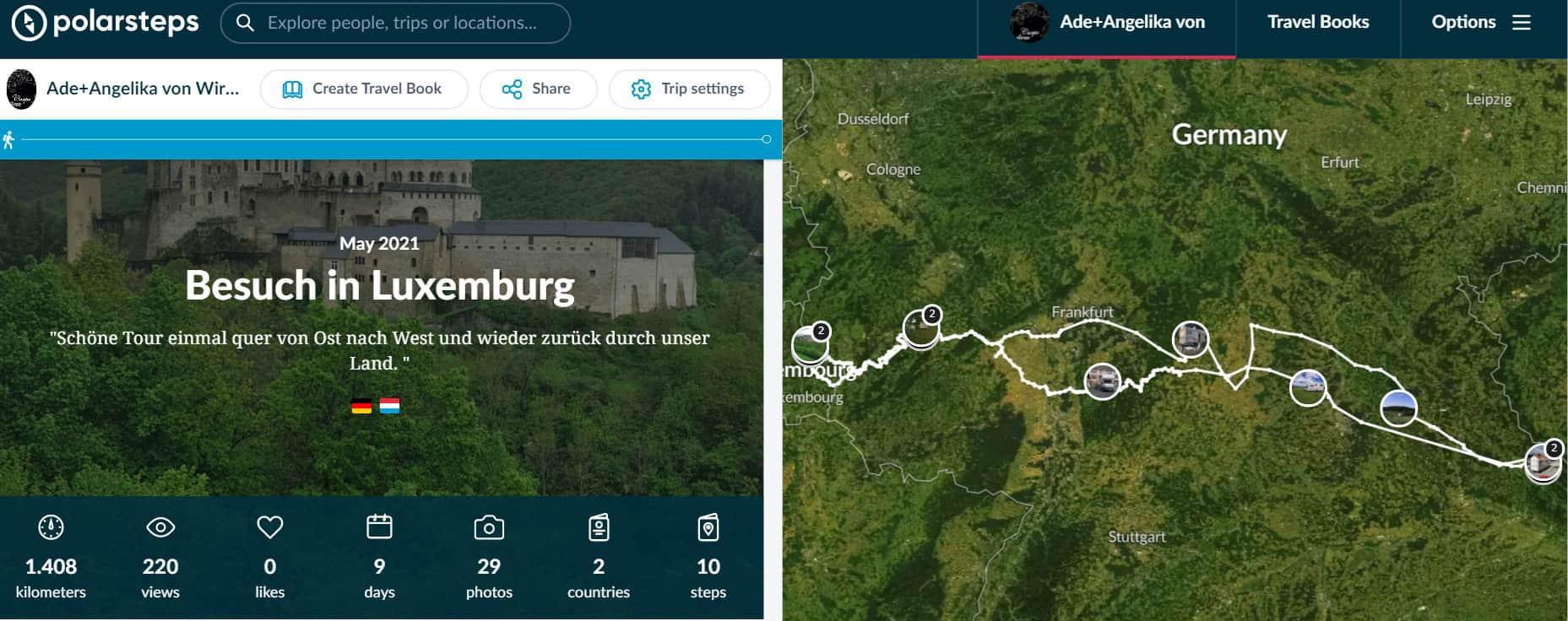 luxemburgreise