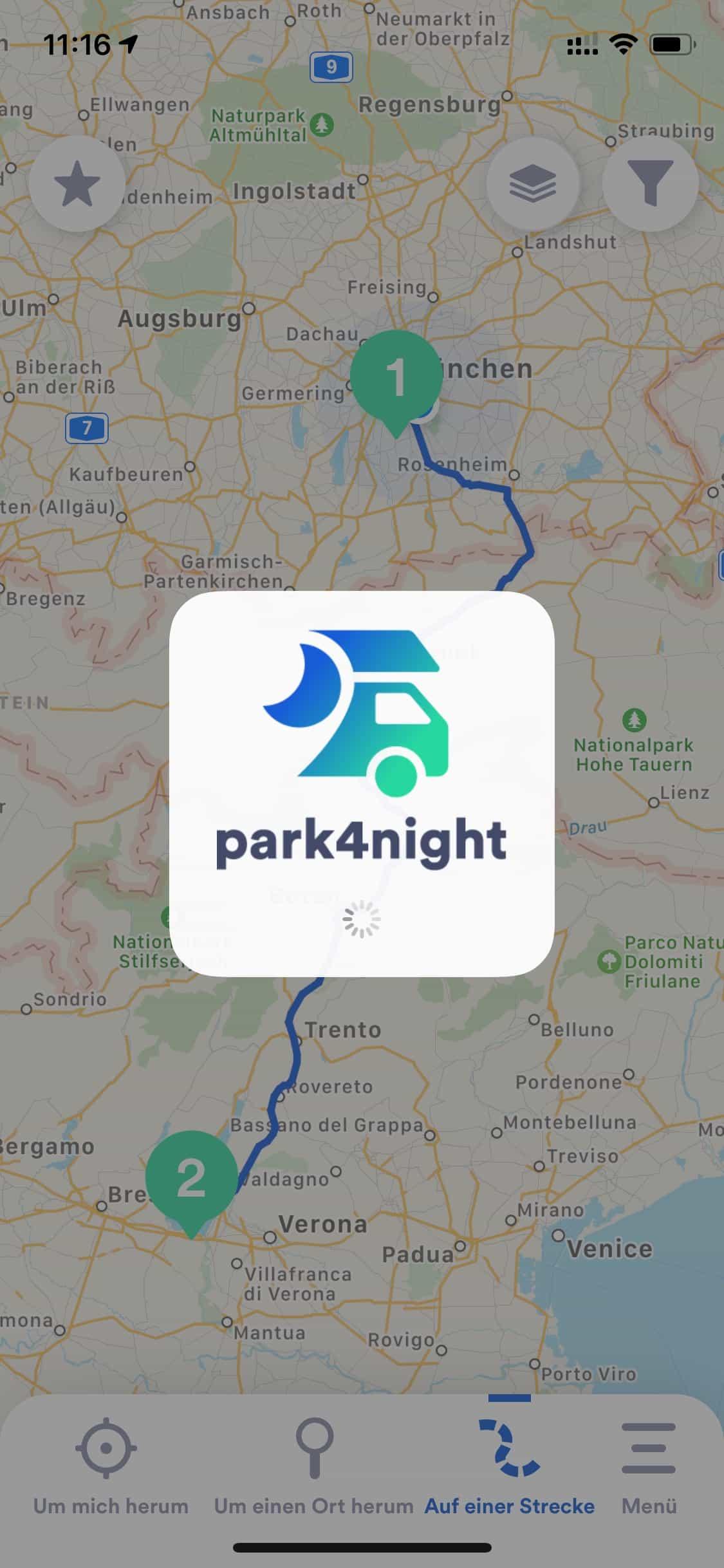 park4night-auf-der-strecke-filter-anwenden