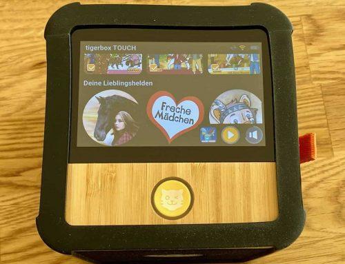 Tigerbox touch – Die Streamingbox für Kinder
